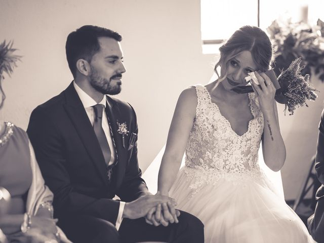 La boda de Alex y Paula en Otero De Herreros, Segovia 51