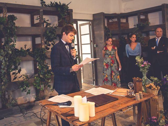 La boda de Alex y Paula en Otero De Herreros, Segovia 52