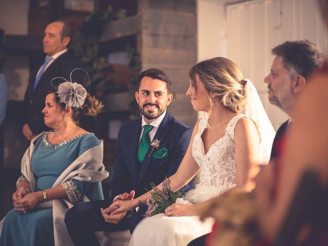 La boda de Alex y Paula en Otero De Herreros, Segovia 53