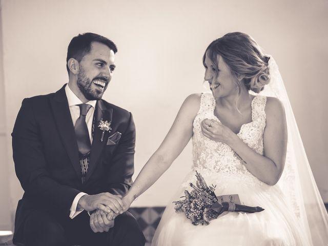 La boda de Alex y Paula en Otero De Herreros, Segovia 54