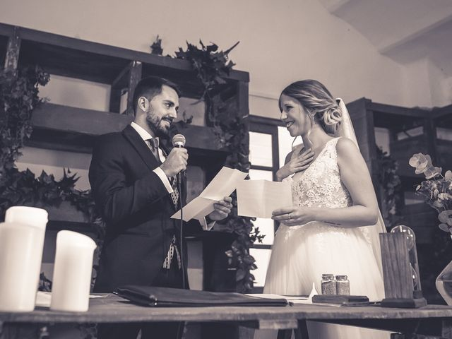 La boda de Alex y Paula en Otero De Herreros, Segovia 56