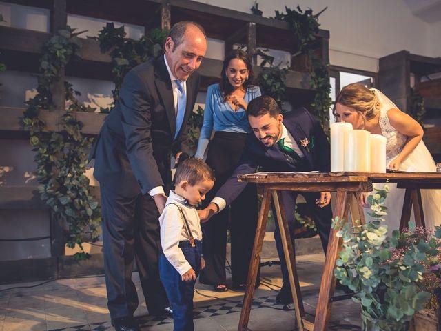 La boda de Alex y Paula en Otero De Herreros, Segovia 58