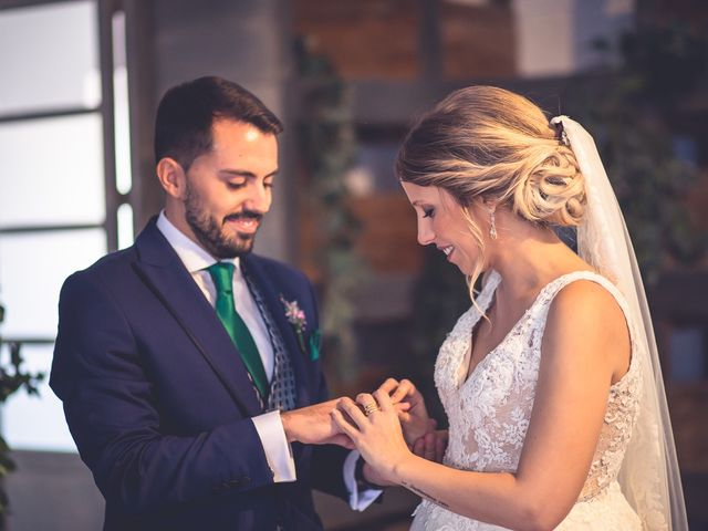 La boda de Alex y Paula en Otero De Herreros, Segovia 60