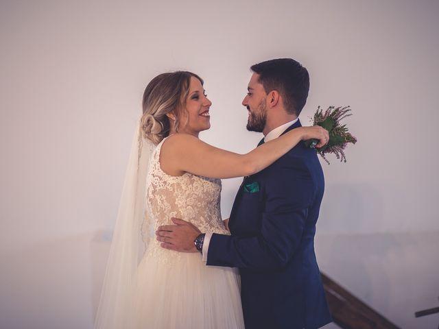 La boda de Alex y Paula en Otero De Herreros, Segovia 64