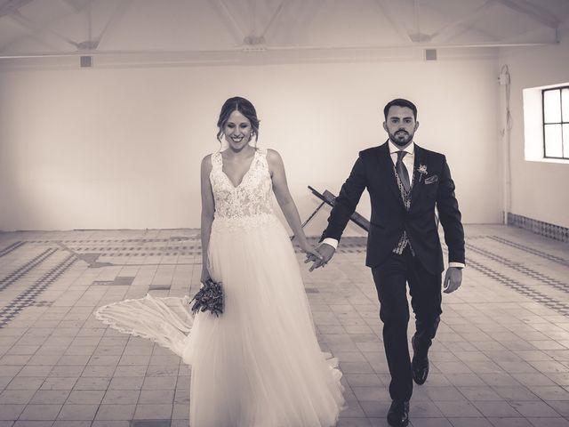 La boda de Alex y Paula en Otero De Herreros, Segovia 65