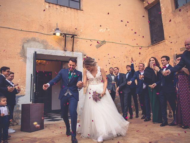 La boda de Alex y Paula en Otero De Herreros, Segovia 66