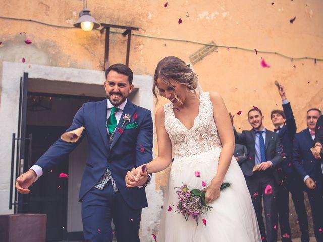 La boda de Alex y Paula en Otero De Herreros, Segovia 67