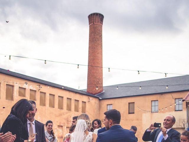La boda de Alex y Paula en Otero De Herreros, Segovia 68