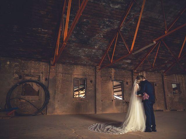 La boda de Alex y Paula en Otero De Herreros, Segovia 69