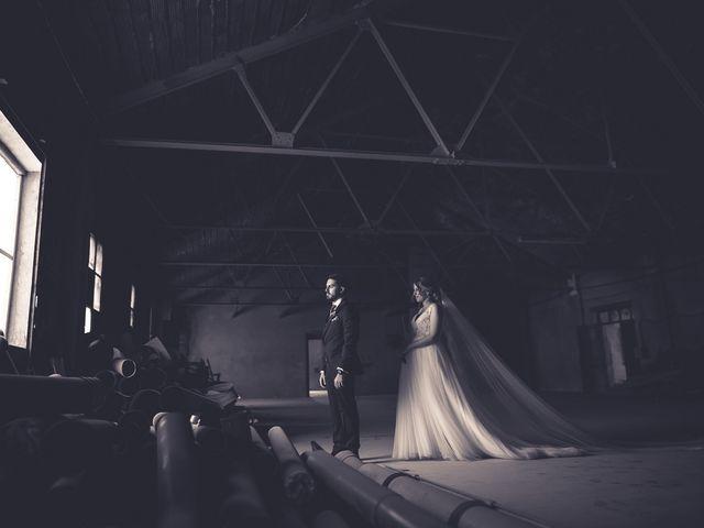 La boda de Alex y Paula en Otero De Herreros, Segovia 75