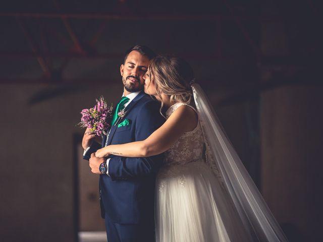 La boda de Paula y Alex