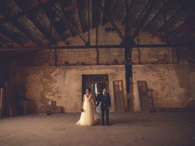 La boda de Alex y Paula en Otero De Herreros, Segovia 76