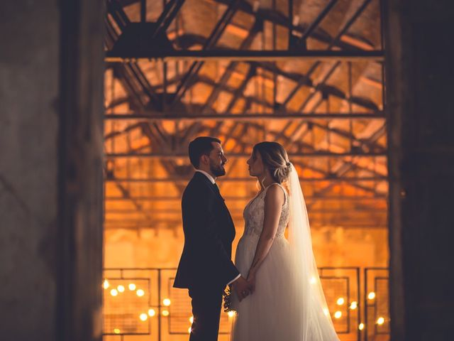 La boda de Alex y Paula en Otero De Herreros, Segovia 77