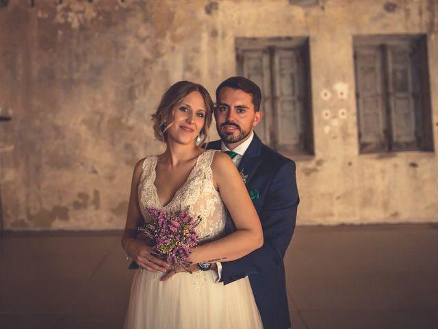 La boda de Alex y Paula en Otero De Herreros, Segovia 79