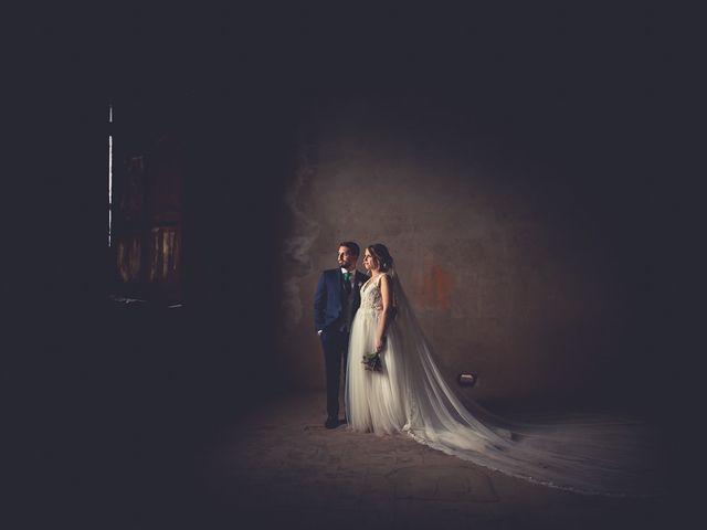 La boda de Alex y Paula en Otero De Herreros, Segovia 83