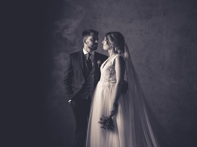 La boda de Alex y Paula en Otero De Herreros, Segovia 84