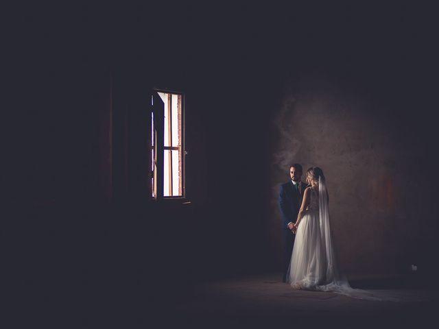 La boda de Alex y Paula en Otero De Herreros, Segovia 1