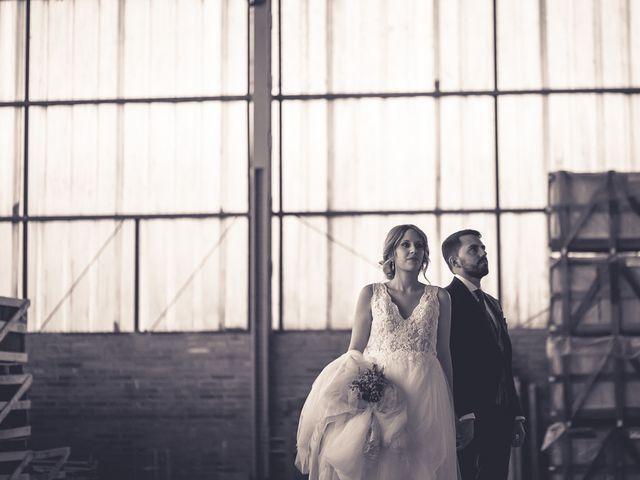 La boda de Alex y Paula en Otero De Herreros, Segovia 87