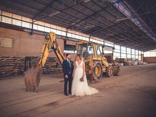 La boda de Alex y Paula en Otero De Herreros, Segovia 88