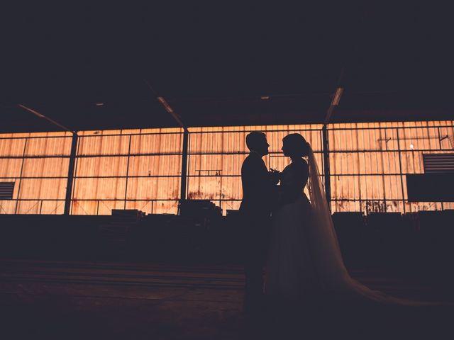 La boda de Alex y Paula en Otero De Herreros, Segovia 92