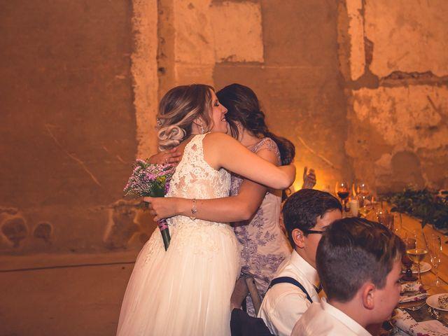 La boda de Alex y Paula en Otero De Herreros, Segovia 95