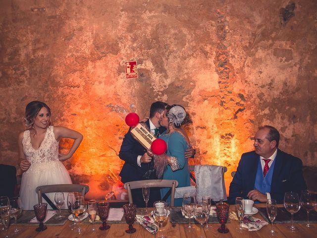 La boda de Alex y Paula en Otero De Herreros, Segovia 96
