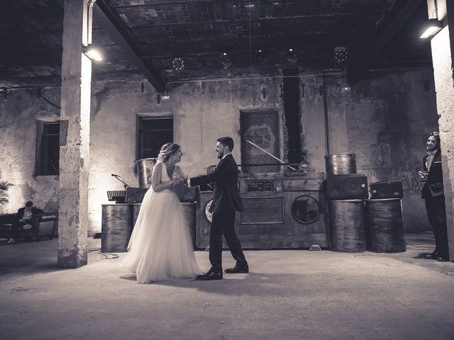 La boda de Alex y Paula en Otero De Herreros, Segovia 100