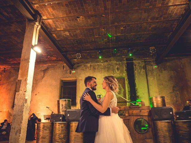 La boda de Alex y Paula en Otero De Herreros, Segovia 102