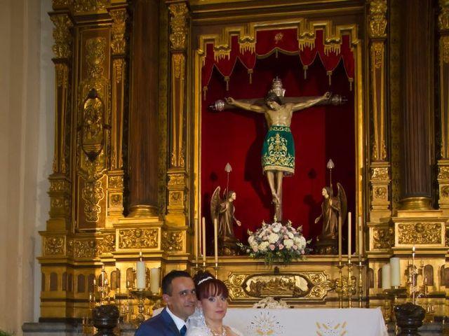 La boda de Emilio y Vanesa en Consuegra, Toledo 3