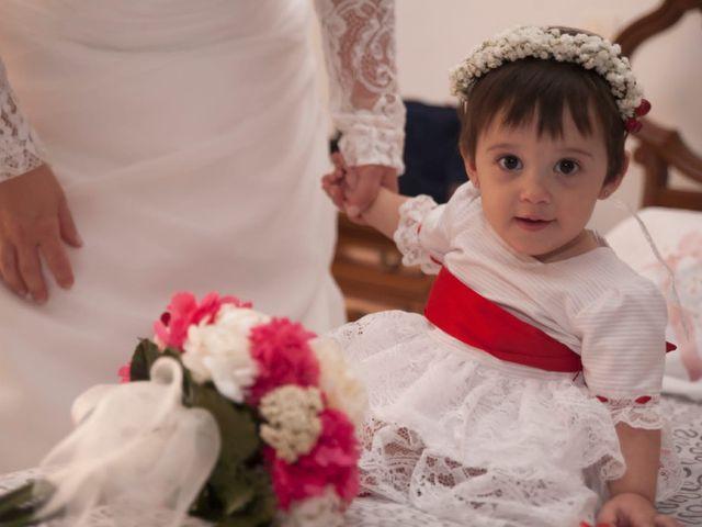 La boda de Emilio y Vanesa en Consuegra, Toledo 1