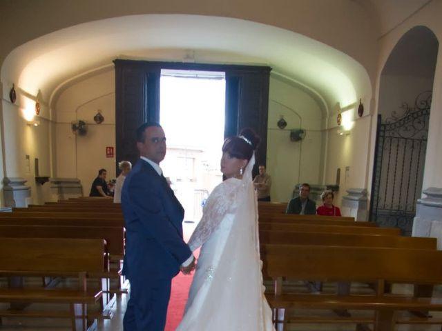 La boda de Emilio y Vanesa en Consuegra, Toledo 4