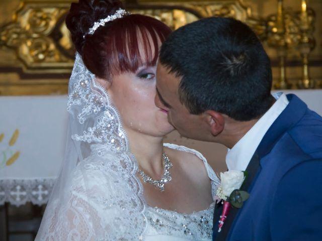 La boda de Emilio y Vanesa en Consuegra, Toledo 2