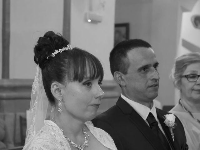 La boda de Emilio y Vanesa en Consuegra, Toledo 6