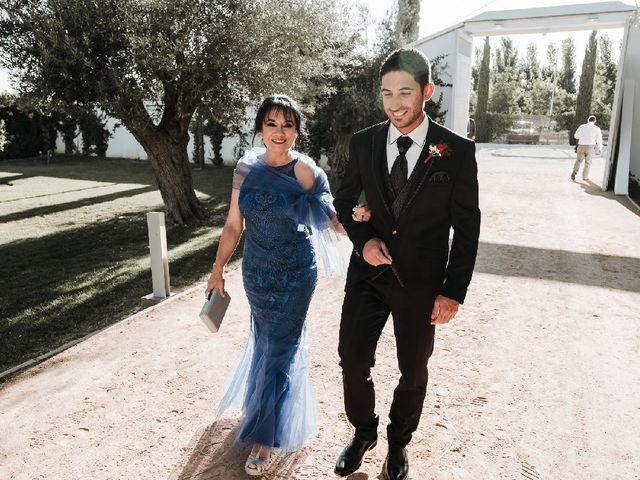 La boda de Imanol y Mari Carmen en La Zubia, Granada 17