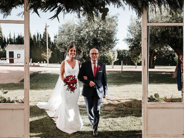 La boda de Imanol y Mari Carmen en La Zubia, Granada 19