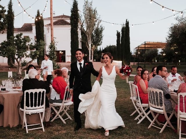 La boda de Mari Carmen y Imanol
