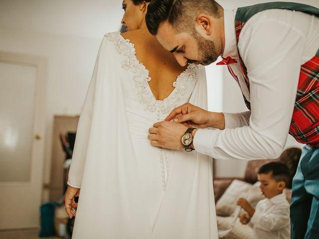 La boda de Andrés y Pepita en Conil De La Frontera, Cádiz 21
