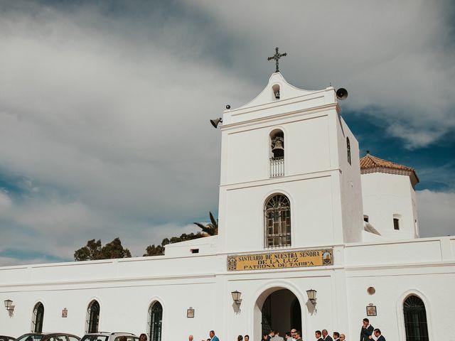 La boda de Andrés y Pepita en Conil De La Frontera, Cádiz 26
