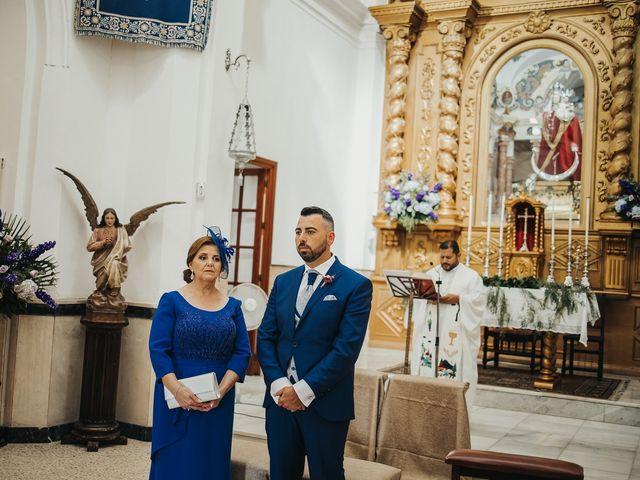 La boda de Andrés y Pepita en Conil De La Frontera, Cádiz 27
