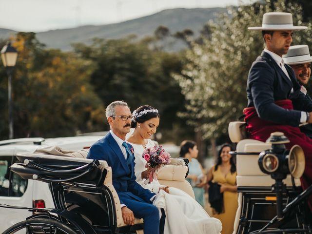 La boda de Andrés y Pepita en Conil De La Frontera, Cádiz 28