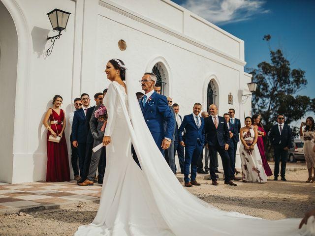 La boda de Andrés y Pepita en Conil De La Frontera, Cádiz 29