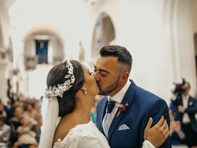 La boda de Andrés y Pepita en Conil De La Frontera, Cádiz 32