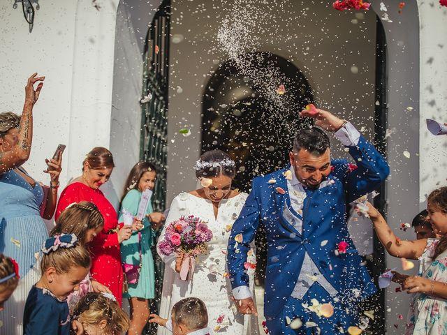 La boda de Andrés y Pepita en Conil De La Frontera, Cádiz 35