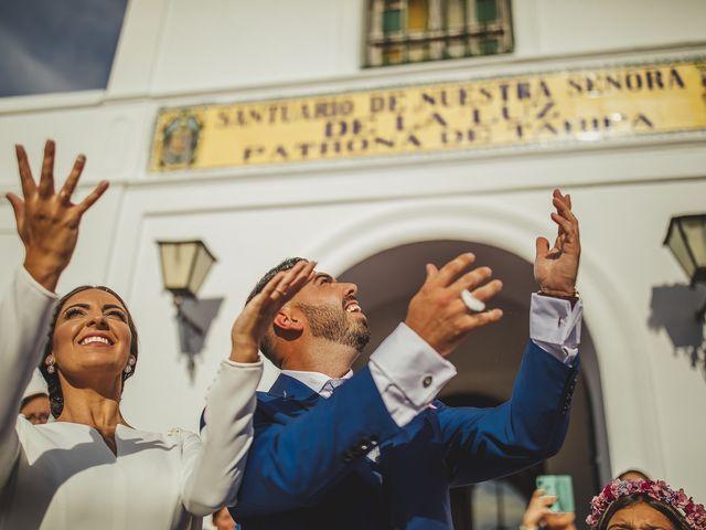 La boda de Andrés y Pepita en Conil De La Frontera, Cádiz 39