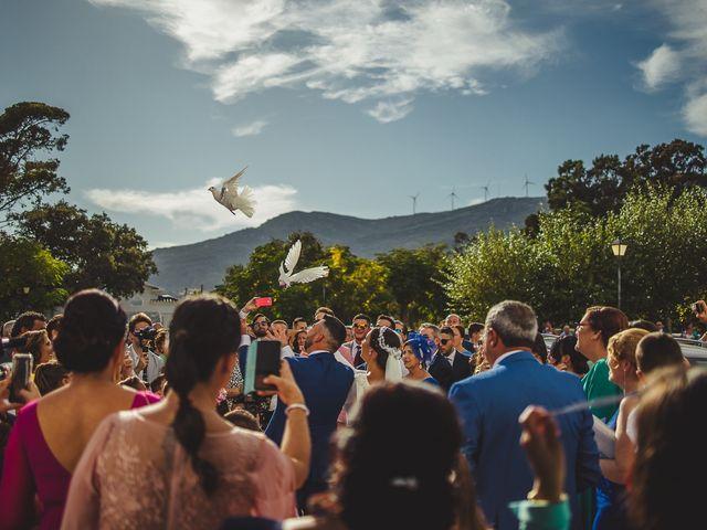 La boda de Andrés y Pepita en Conil De La Frontera, Cádiz 40