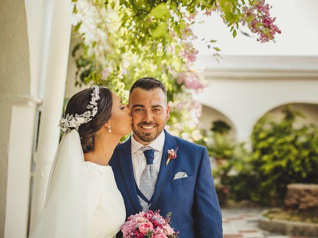 La boda de Andrés y Pepita en Conil De La Frontera, Cádiz 41