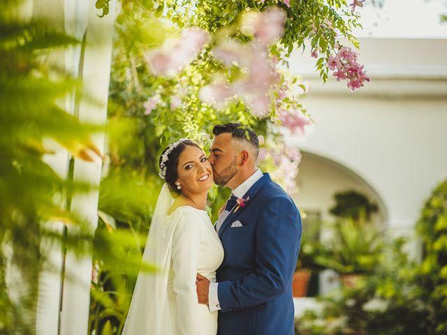 La boda de Andrés y Pepita en Conil De La Frontera, Cádiz 42