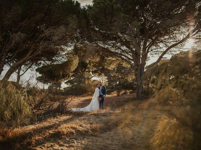 La boda de Pepita y Andrés