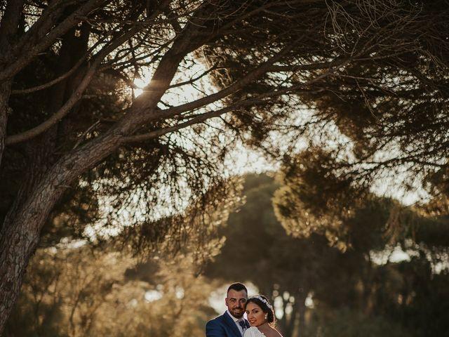 La boda de Andrés y Pepita en Conil De La Frontera, Cádiz 46