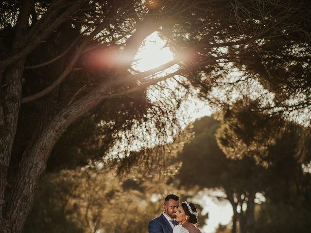 La boda de Andrés y Pepita en Conil De La Frontera, Cádiz 1